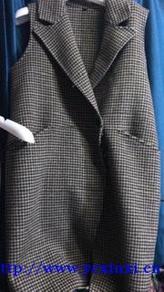 找专业手缝双面羊绒大衣代发户
